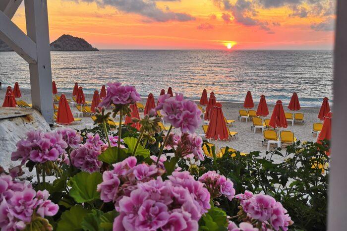 Breathtaking Petani Beach