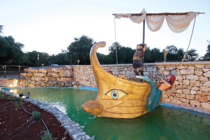 "A day at ""Odysseus Zoo Land"" Theme park"