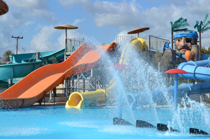 A day of fun at Water Park